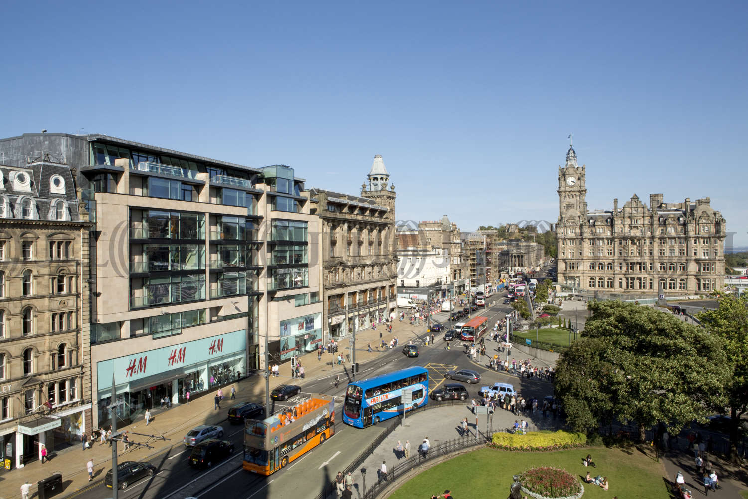 Office Edinburgh, EH2 2BY - 40 Princes Street - 020