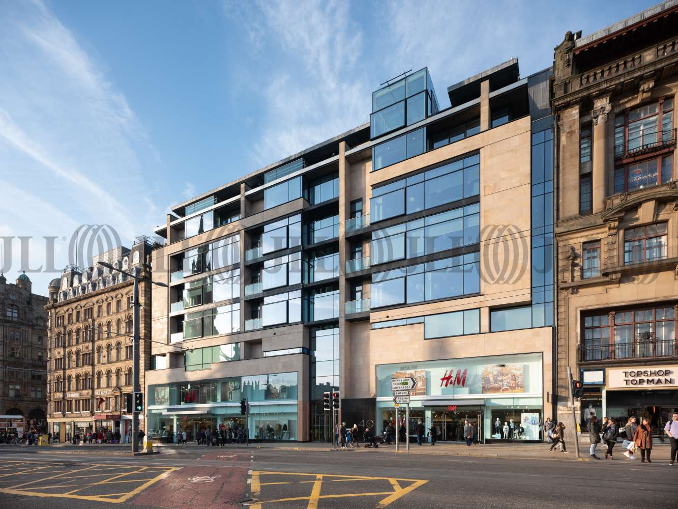 Office Edinburgh, EH2 2BY - 40 Princes Street - 011