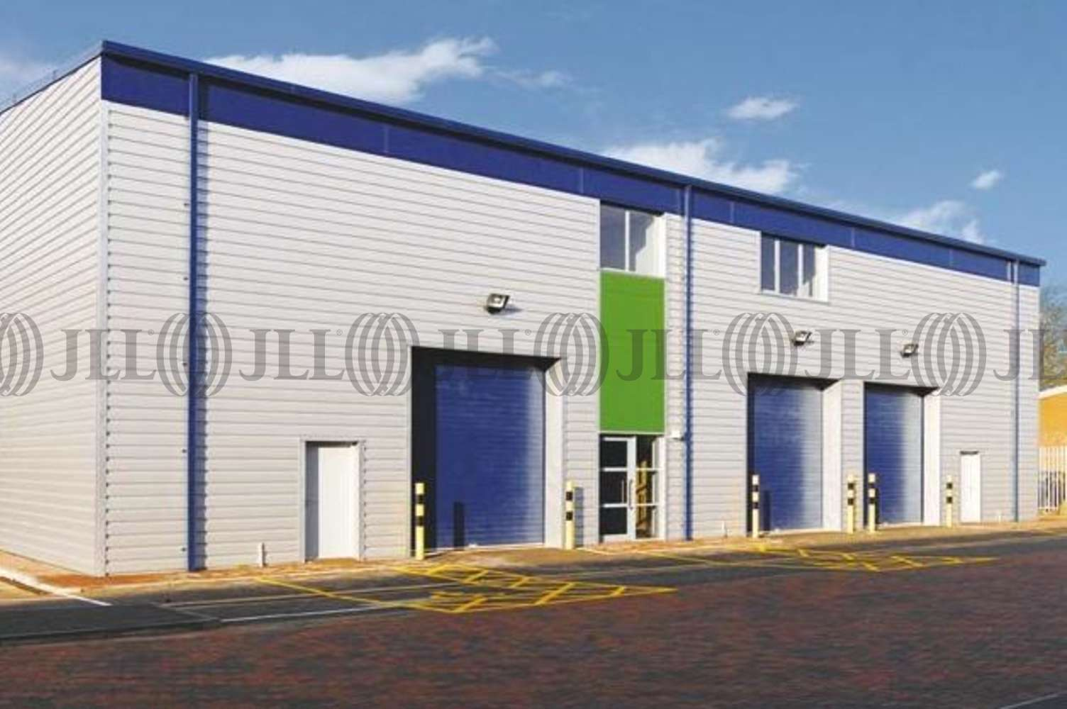 Industrial Birmingham, B6 4NF - Octagon Business Centre - 46984