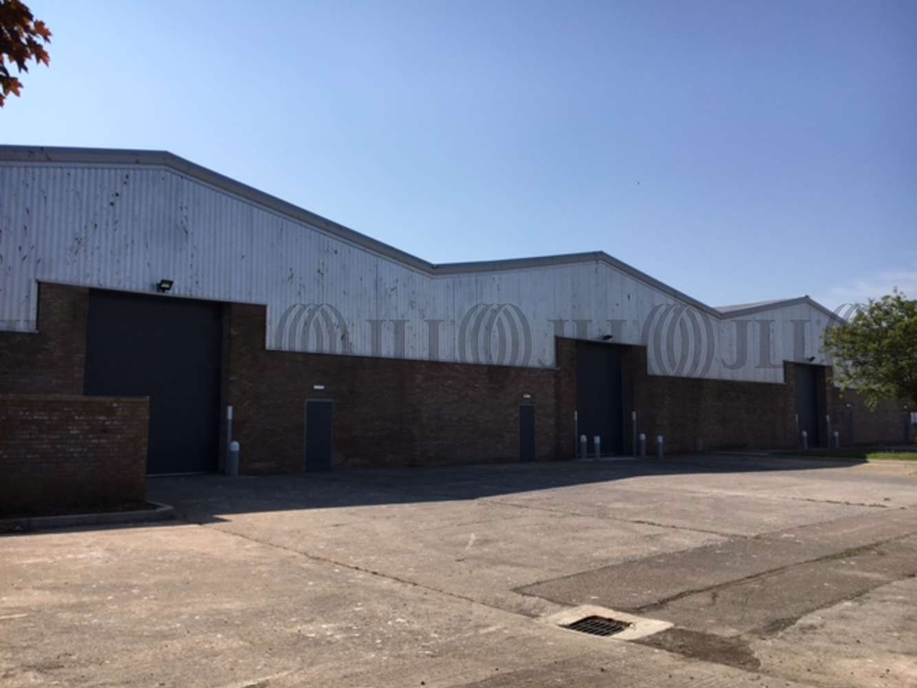 Industrial Bristol, BS37 5QZ - Units 7&8 Beeches Industrial Estate - 2864