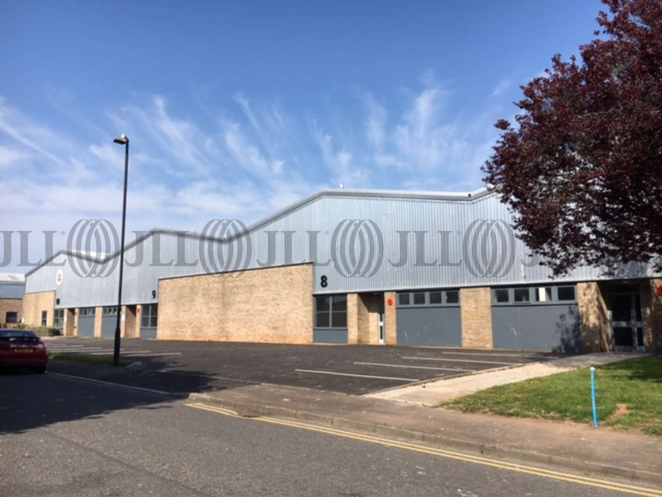 Industrial Bristol, BS37 5QZ - Units 7&8 Beeches Industrial Estate - 2867