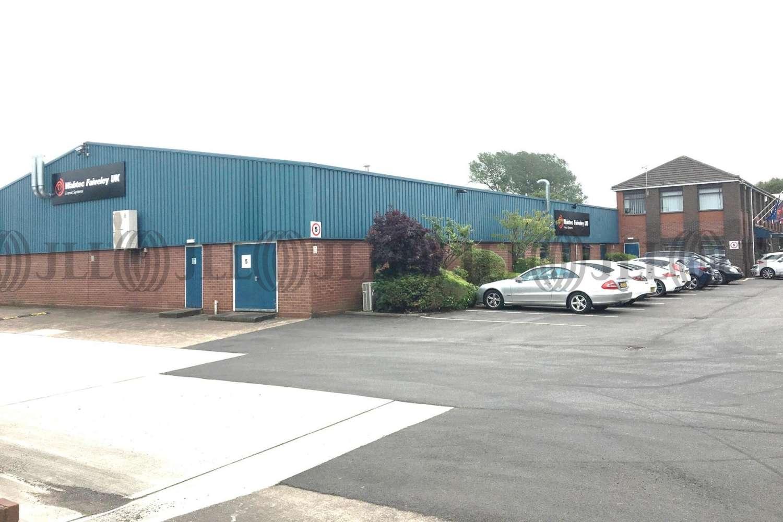 Industrial Tamworth, B77 4DR - Unit 21 Darwell Park - 47456