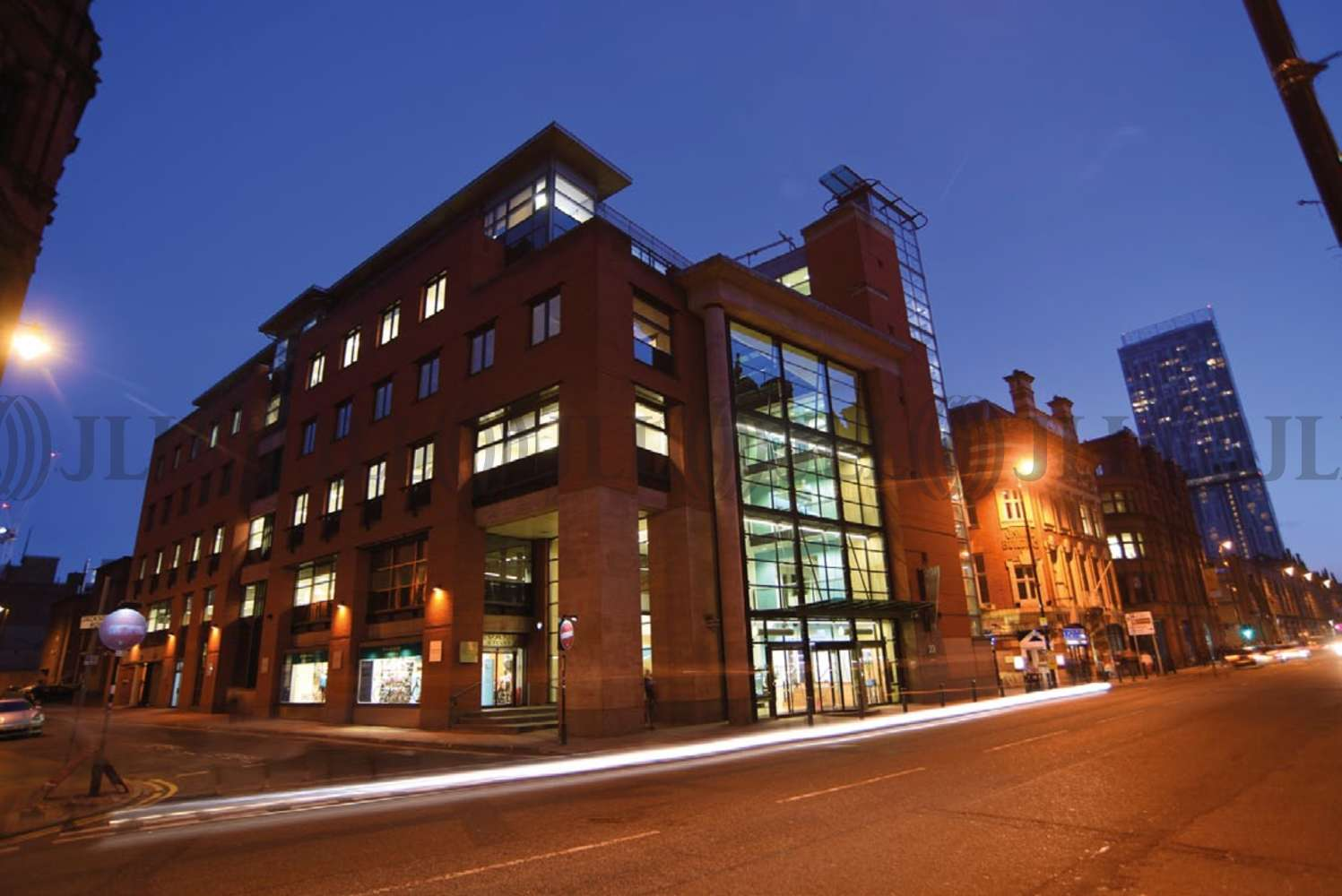 Office Manchester, M3 3NW - 201 Deansgate - 6