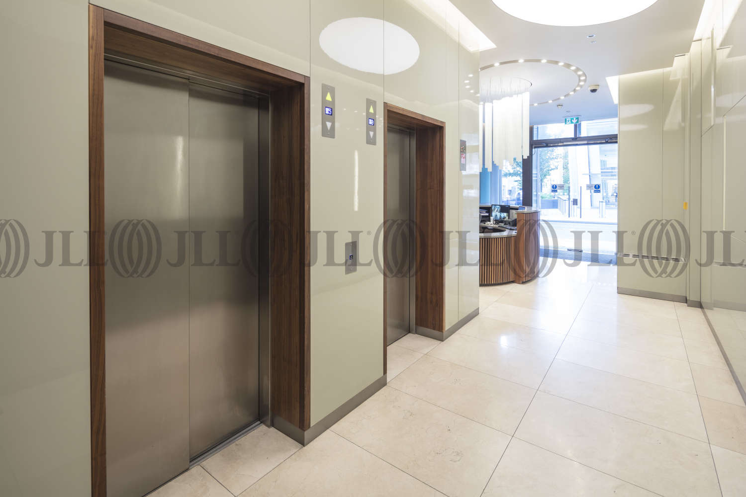 Office London, EC3M 6AL - 155 Fenchurch Street - 3805