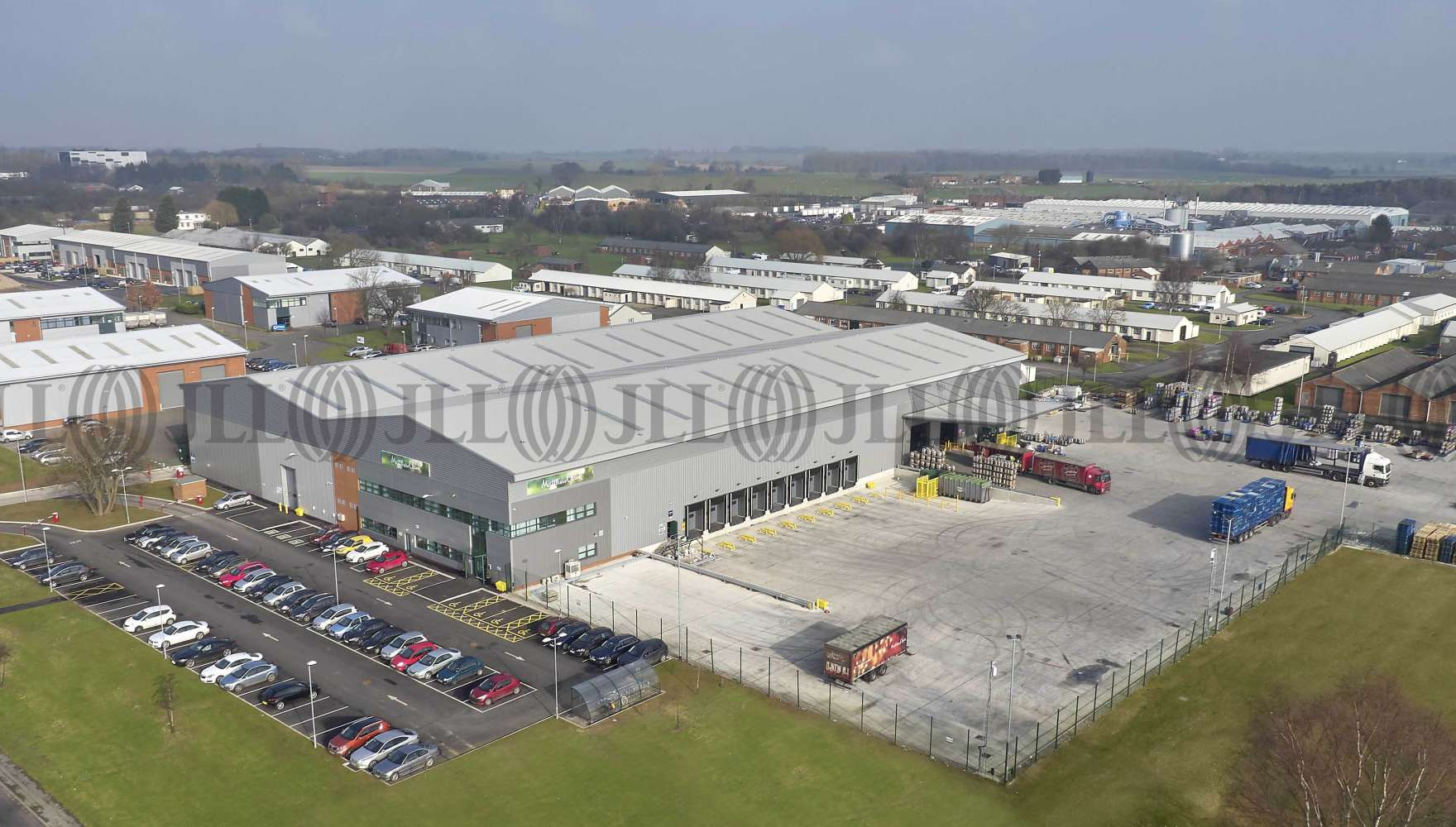 Industrial Wetherby, LS23 7FZ - Design and Build Opportunities, Thorp Arch Estate - 2