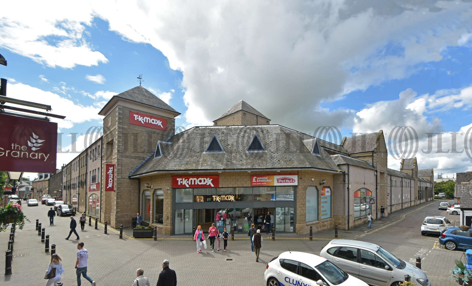 Retail high street Elgin, IV30 1LY - 1&2 Thunderton Place - 02