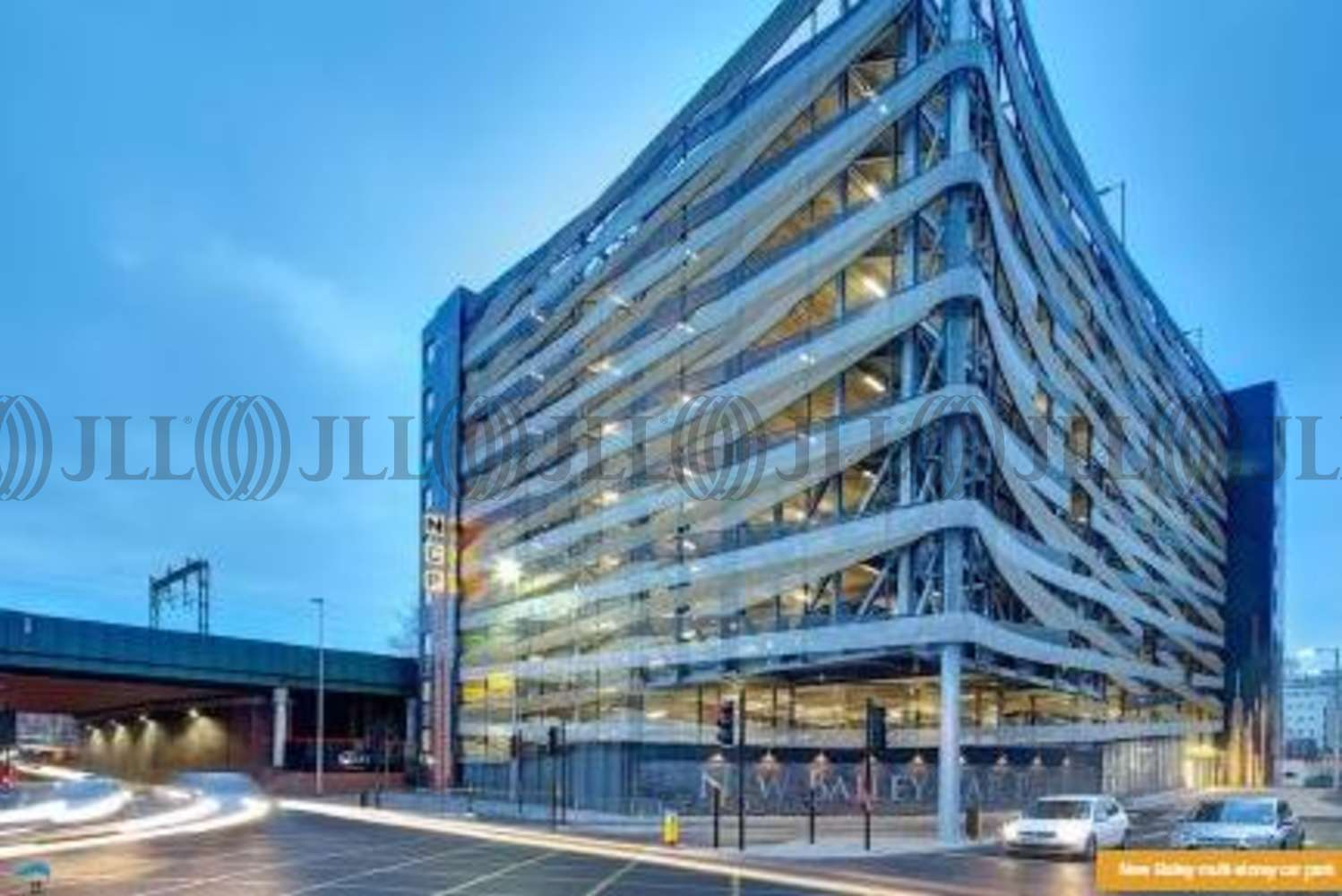 Office Salford, M3 5AY - One New Bailey - 4