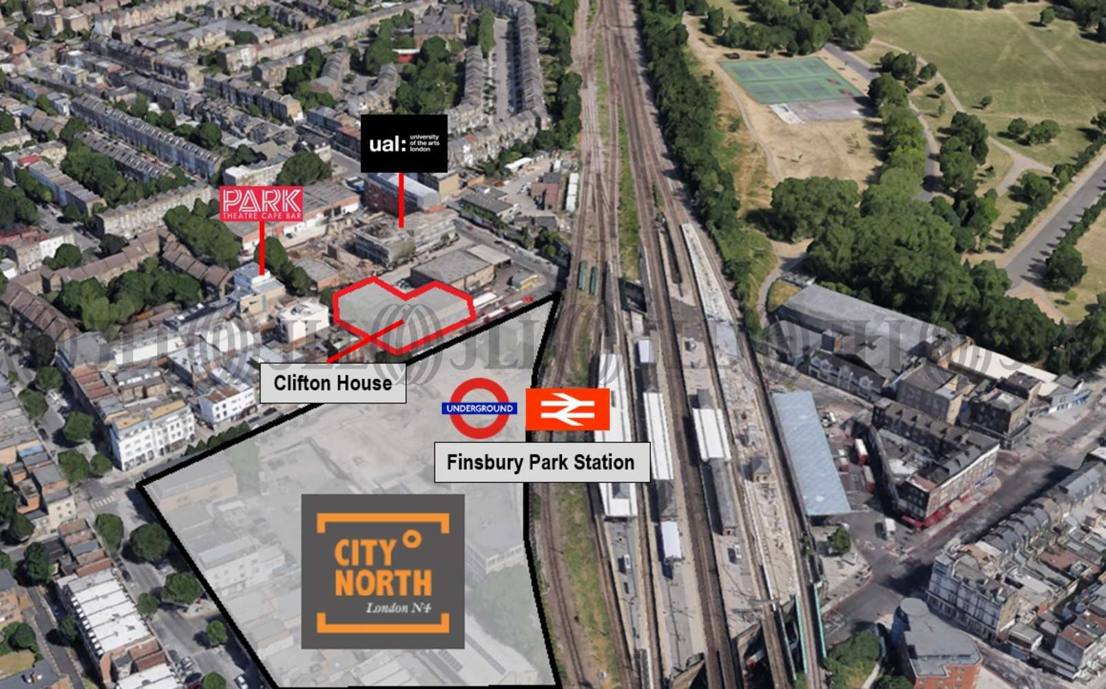 Office London, N4 3JP - Clifton House - 48825