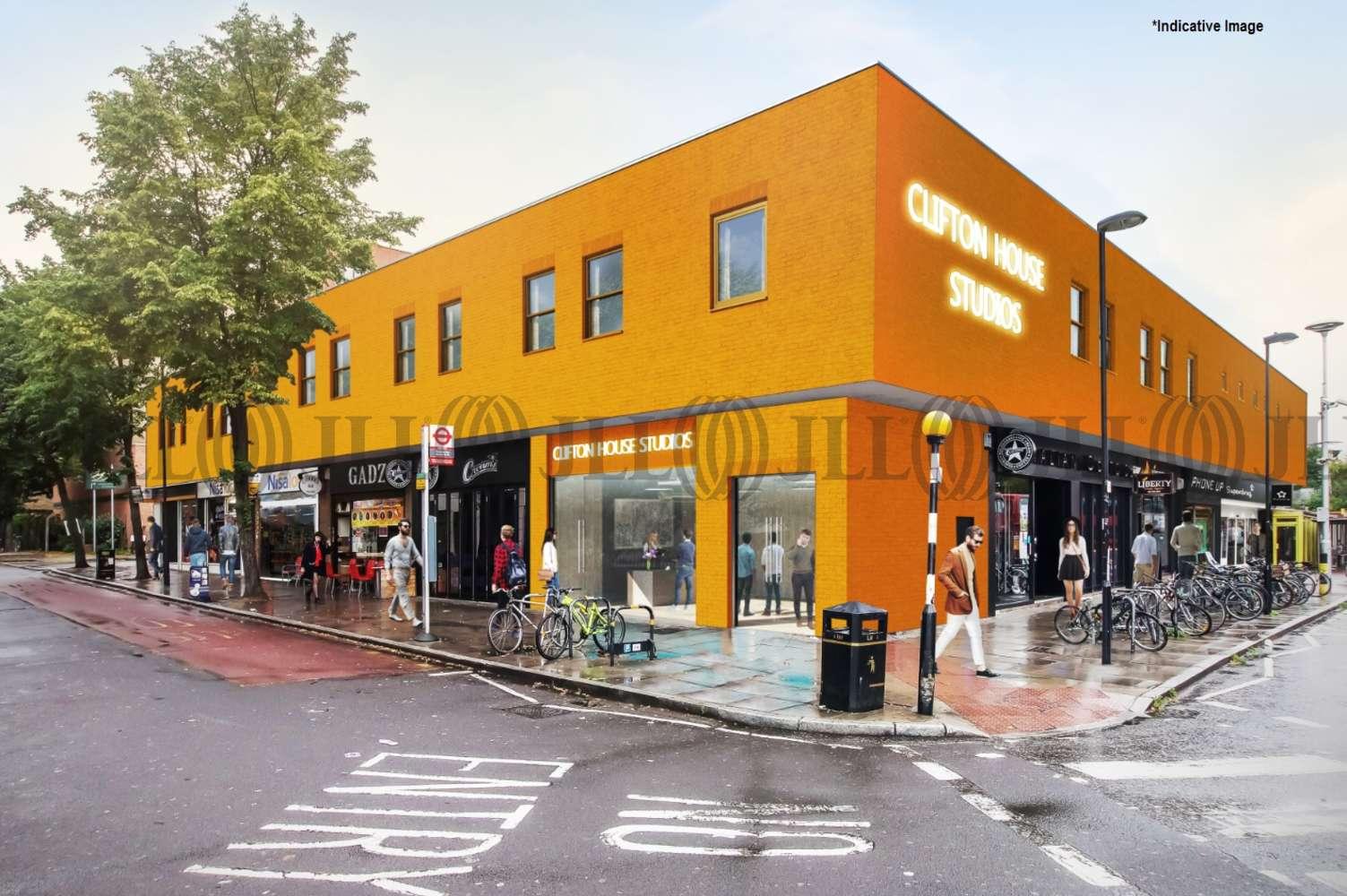 Office London, N4 3JP - Clifton House - 51638