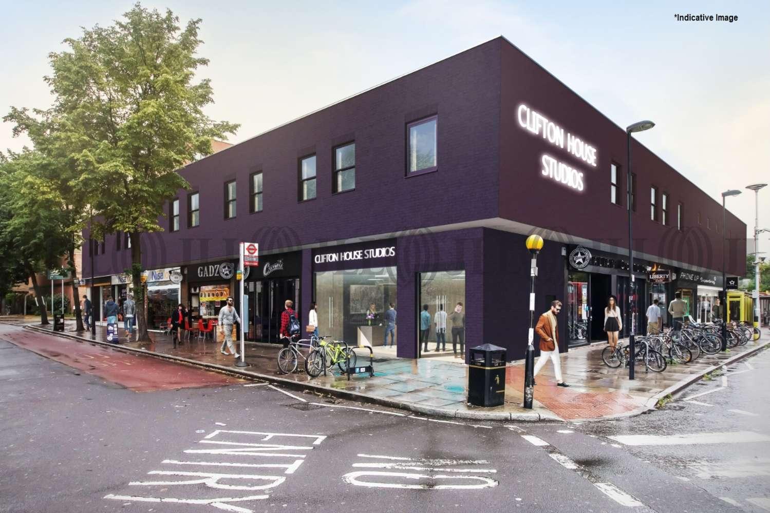 Office London, N4 3JP - Clifton House - 51641
