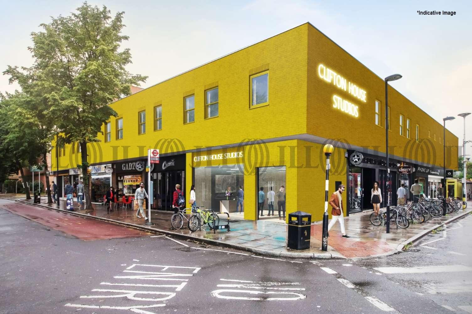 Office London, N4 3JP - Clifton House - 51643