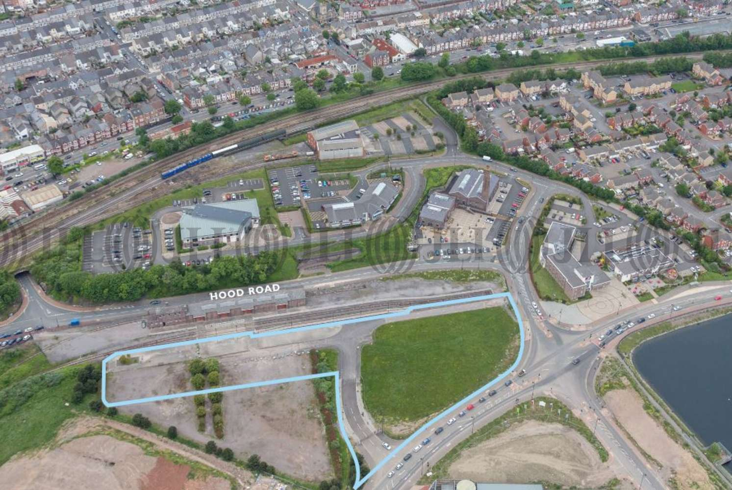 Land Barry, CF62 5QN - IQ Southern Development Site - 49340