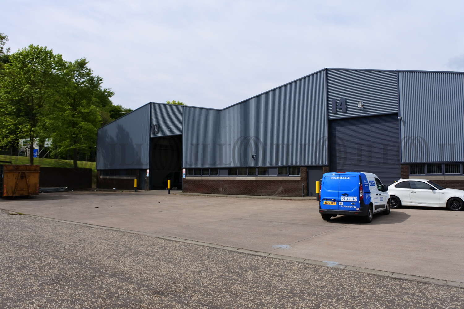 Industrial Inverkeithing, KY11 2HX - Units 13 and 14 Belleknowes Industrial Estate - 1462