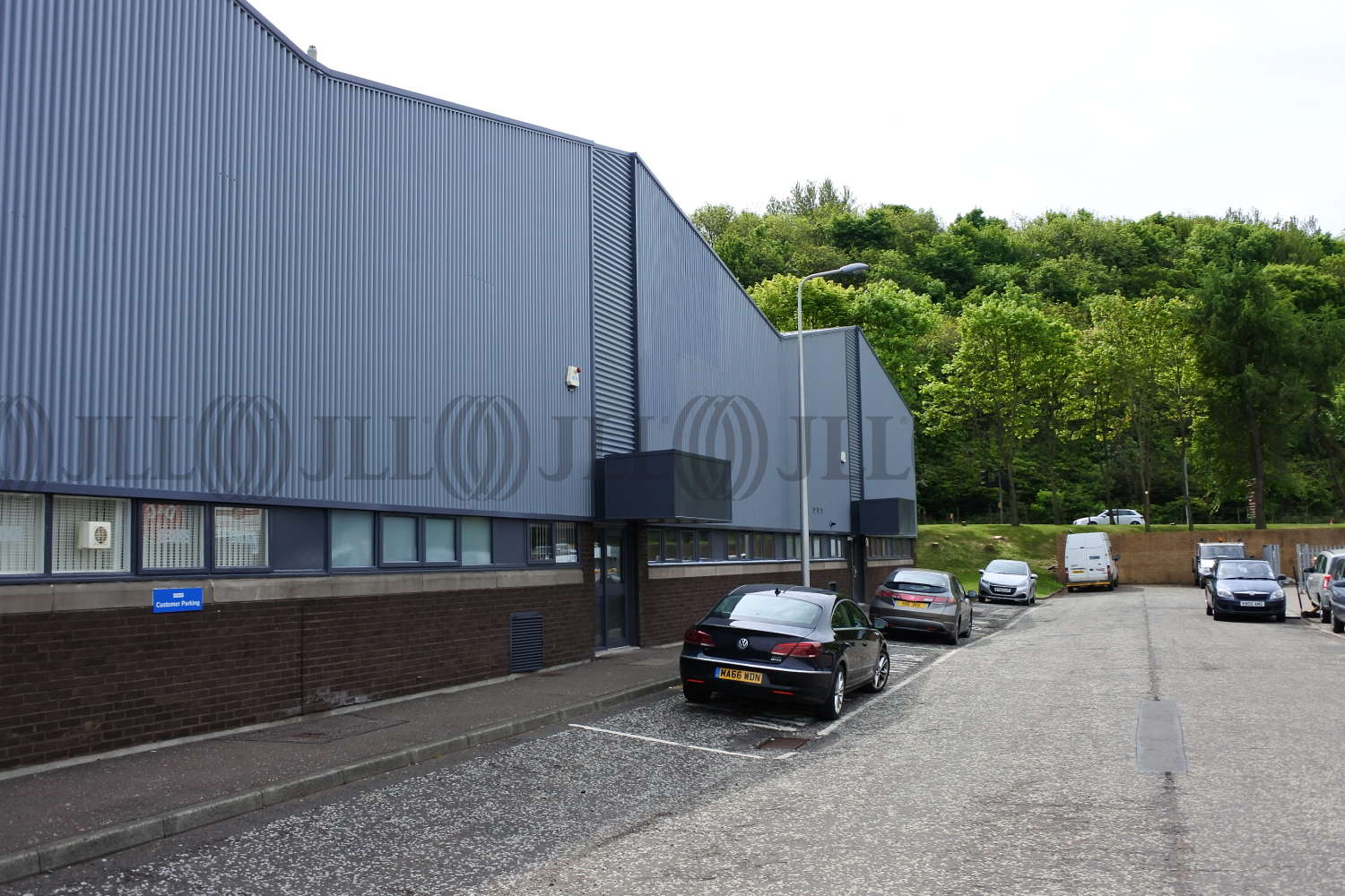 Industrial Inverkeithing, KY11 2HX - Units 13 and 14 Belleknowes Industrial Estate - 1464