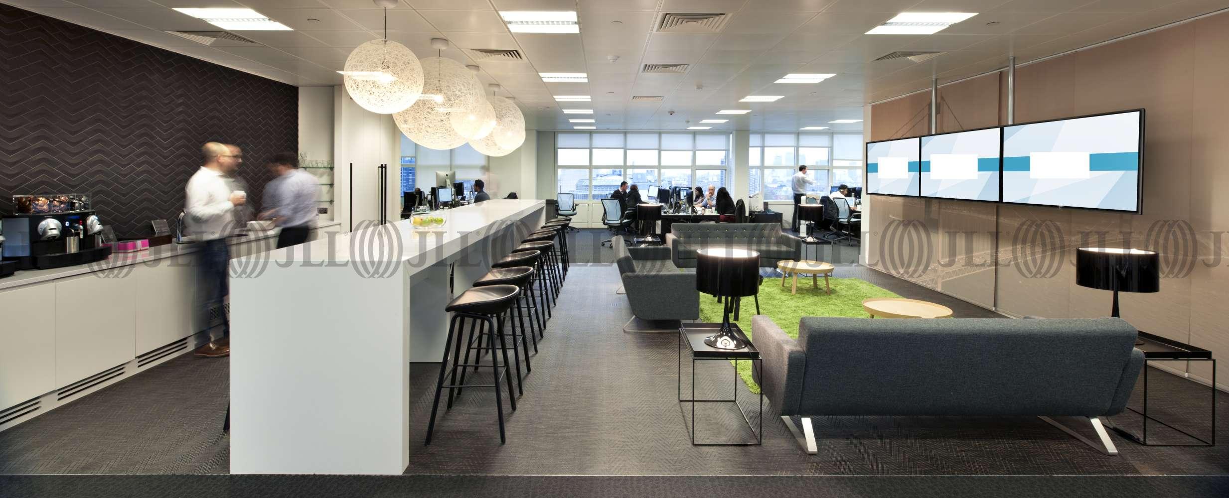 Office London, EC3N 2LS - 1 America Square - 4