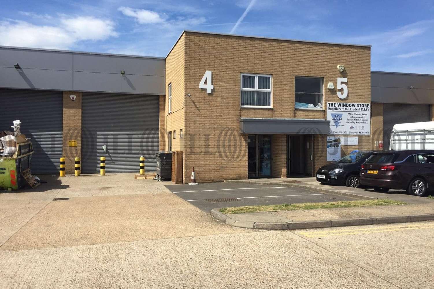Industrial Hounslow, TW5 0AD - Unit 4 Heston Industrial Mall, Church Road - 4