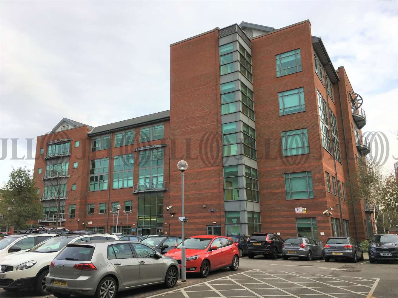 Office Leeds, LS1 4AX - Exchange Court - 0047