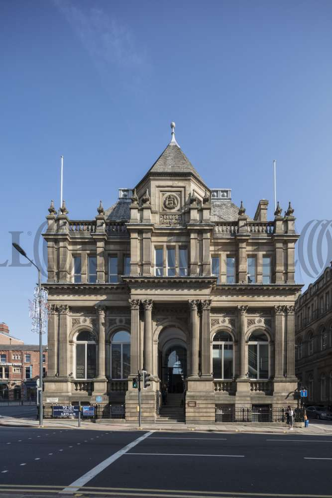 Office Leeds, LS1 3ED - Old School, Civic Court
