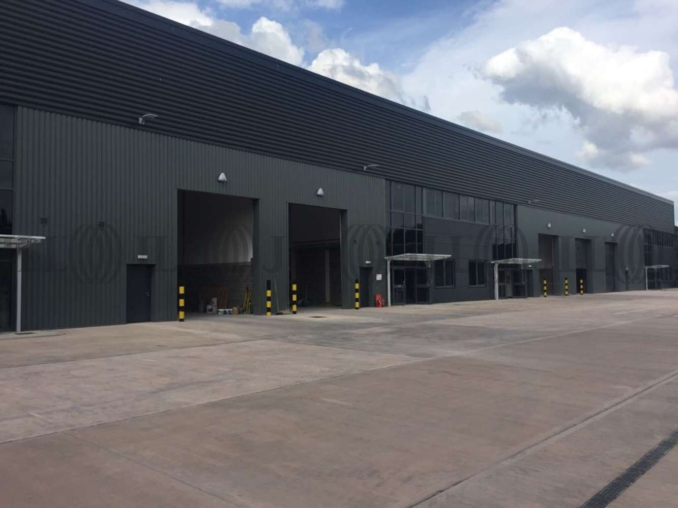 Industrial Taunton, TA2 8RX - Crown Industrial Estate