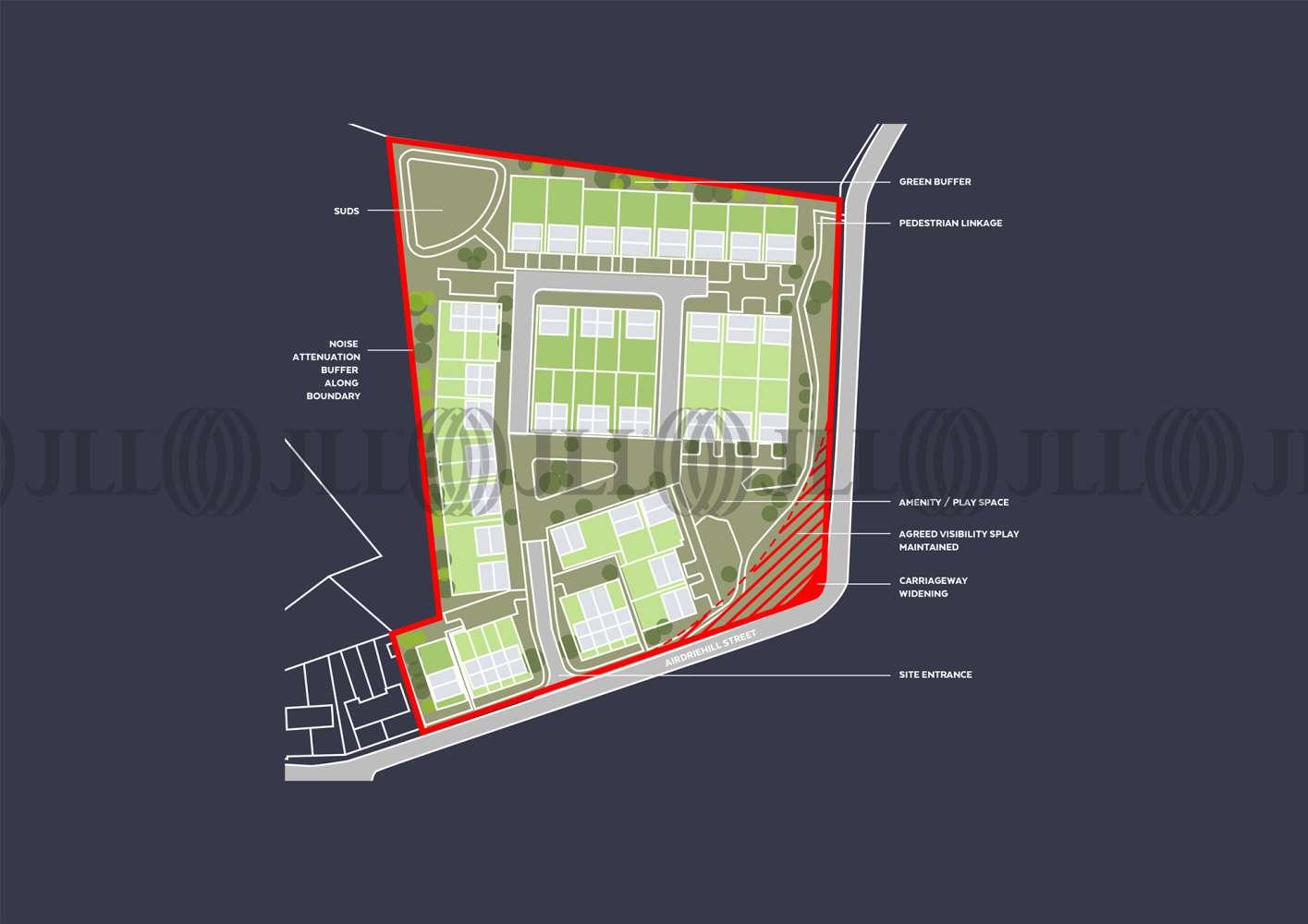 Land Airdrie, ML6 7HX - Site Off Airdriehill Street