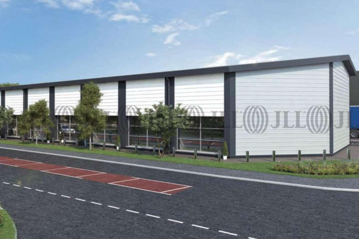 Industrial Birmingham, B6 5RQ - European Trade Centre - 54519