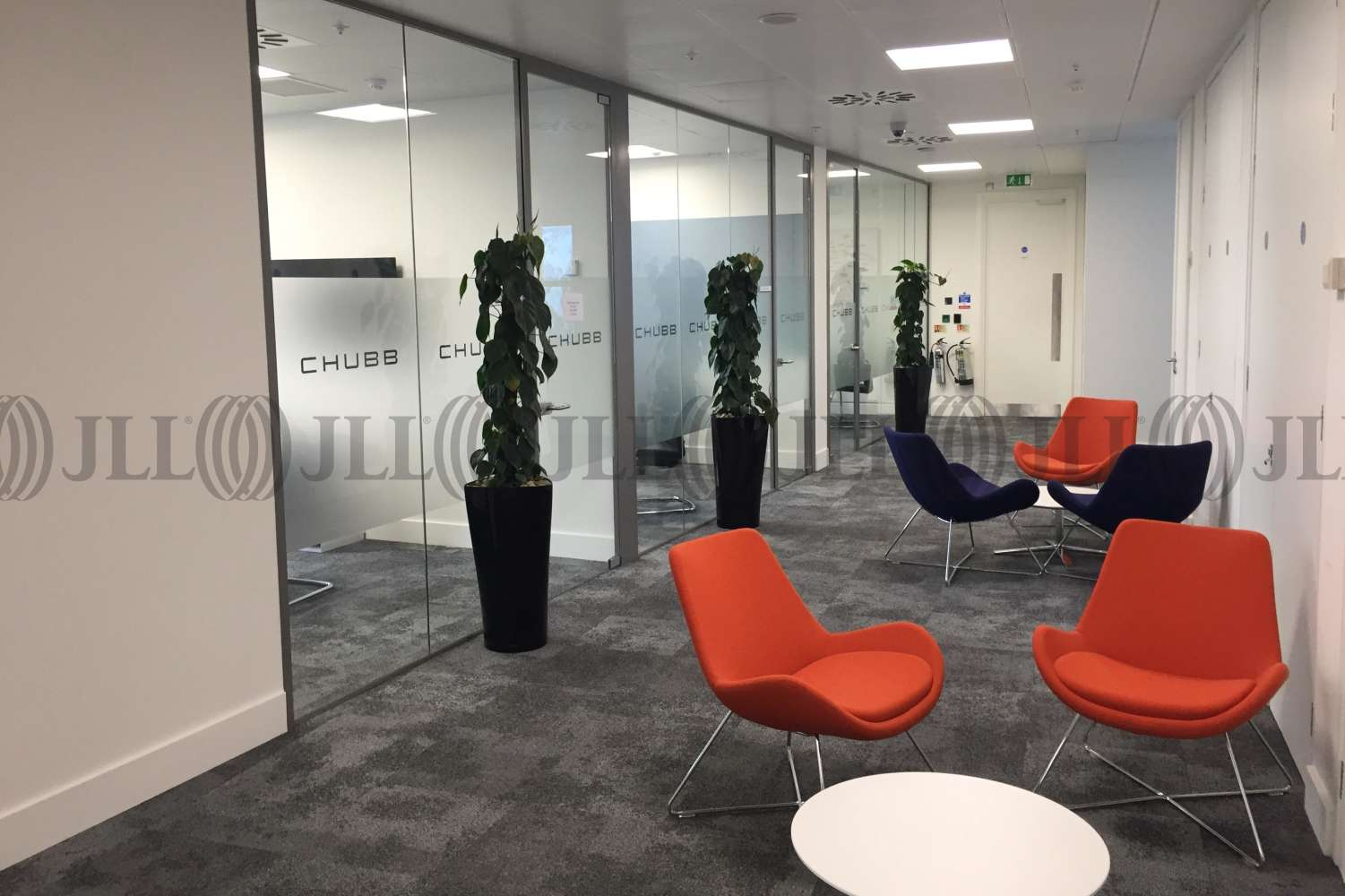 Office London, EC3N 2LS - 1 America Square - 54738