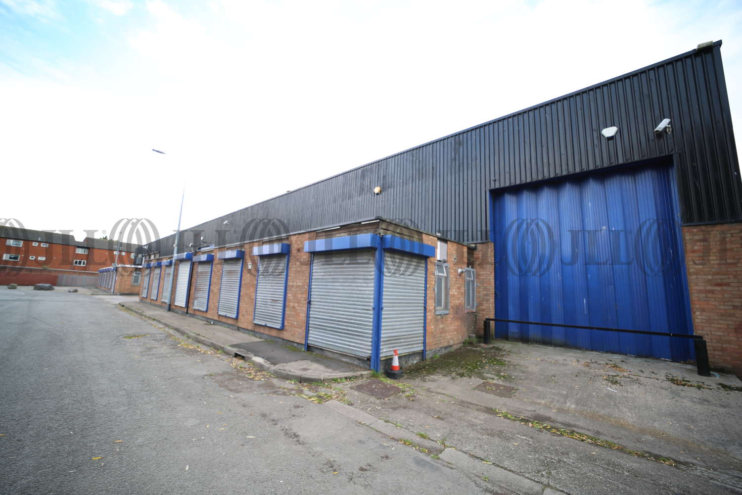 Industrial Cardiff, CF24 2QS - Unit 7-8, Clydesmuir Industrial Estate - 7105