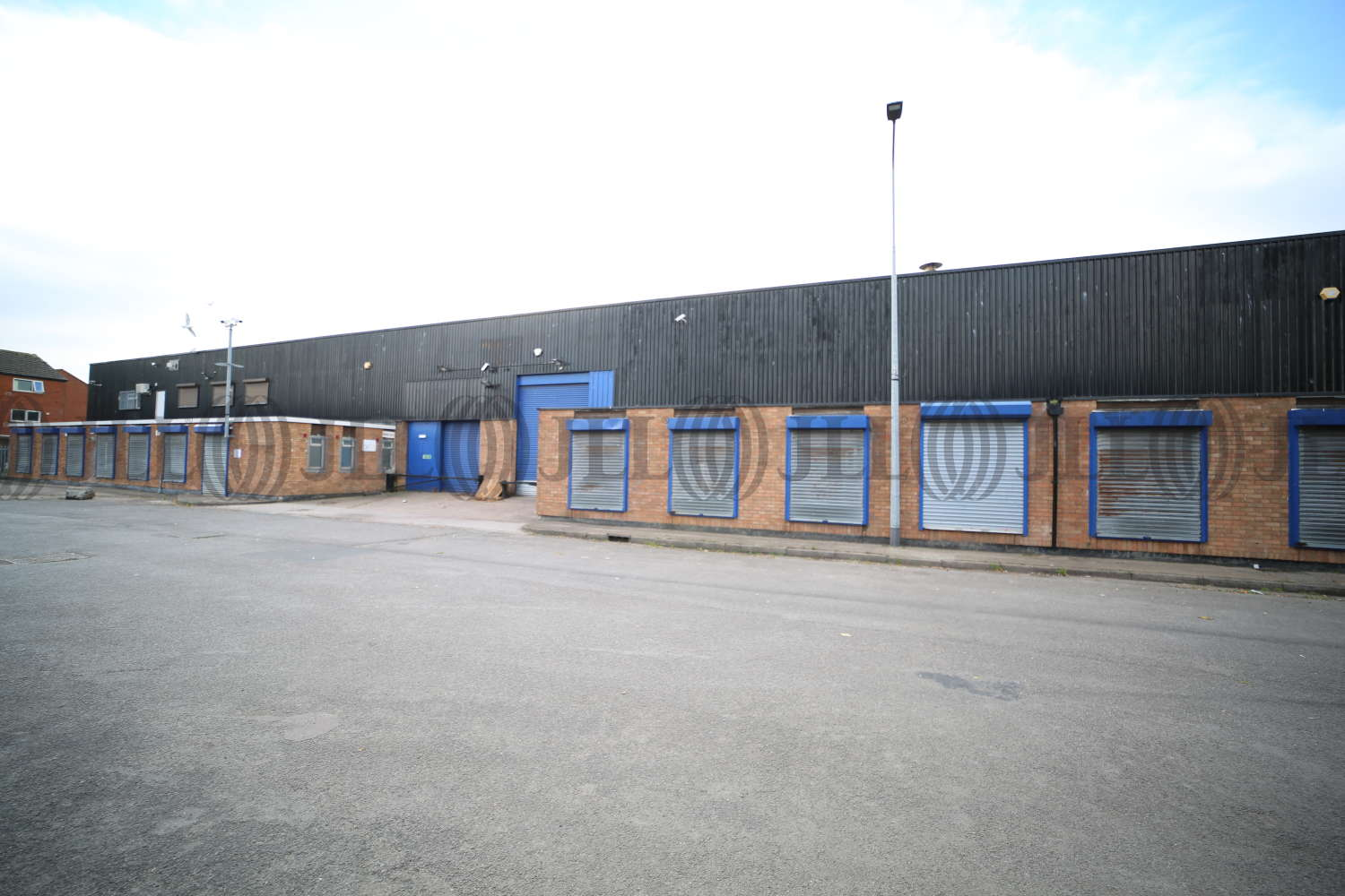 Industrial Cardiff, CF24 2QS - Unit 7-8, Clydesmuir Industrial Estate - 7106