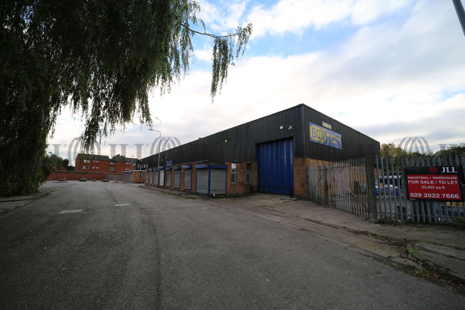 Industrial Cardiff, CF24 2QS - Unit 7-8, Clydesmuir Industrial Estate - 7103
