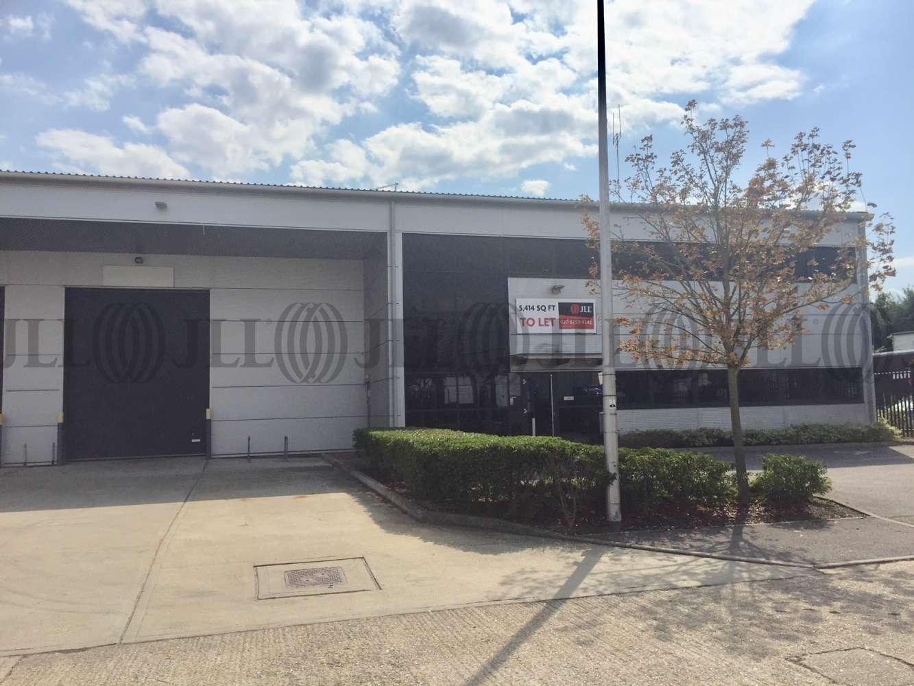 Industrial Hounslow, TW4 6DE - Unit 4 Viridian Park - 3