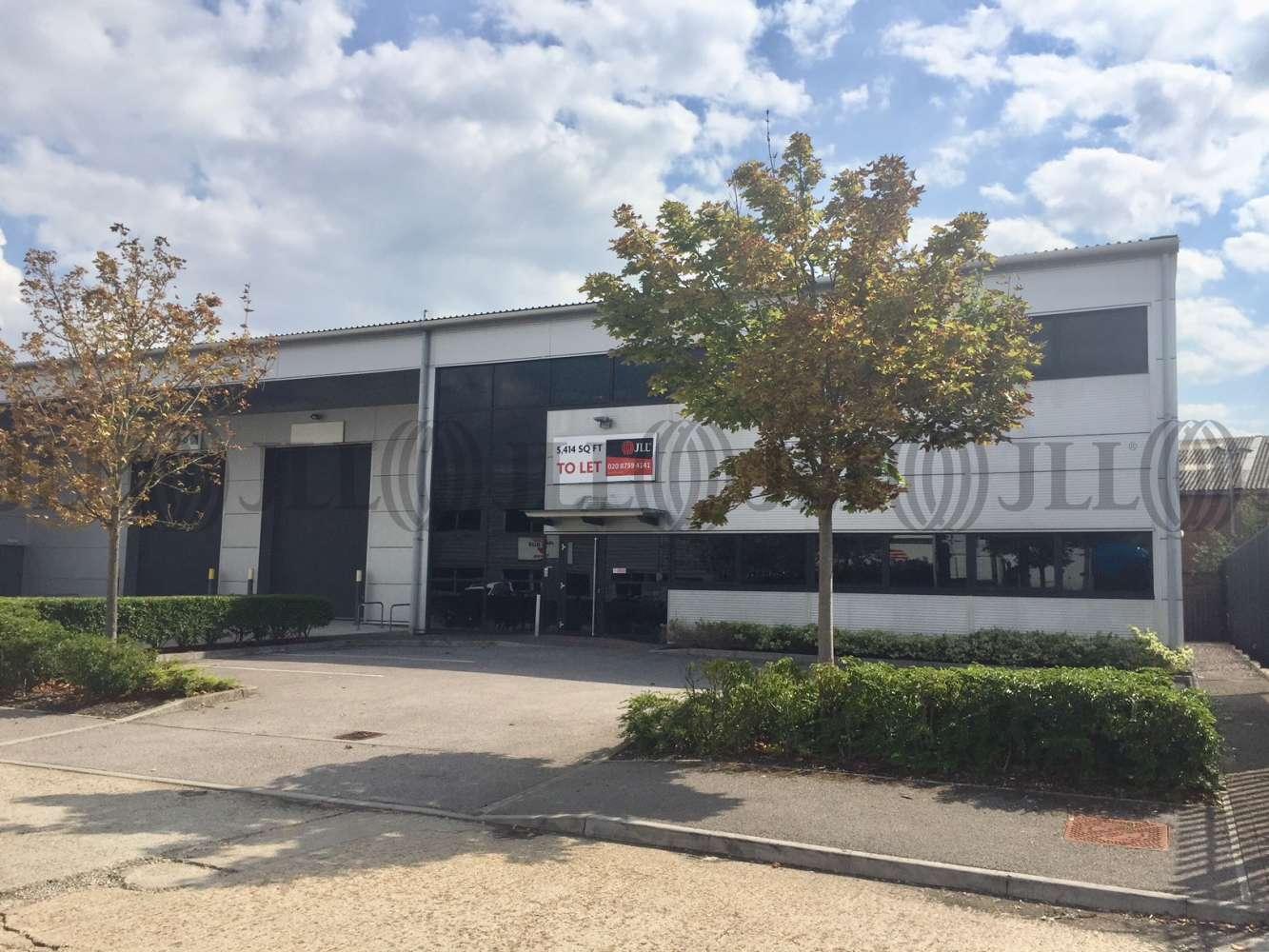 Industrial Hounslow, TW4 6DE - Unit 4 Viridian Park - 4