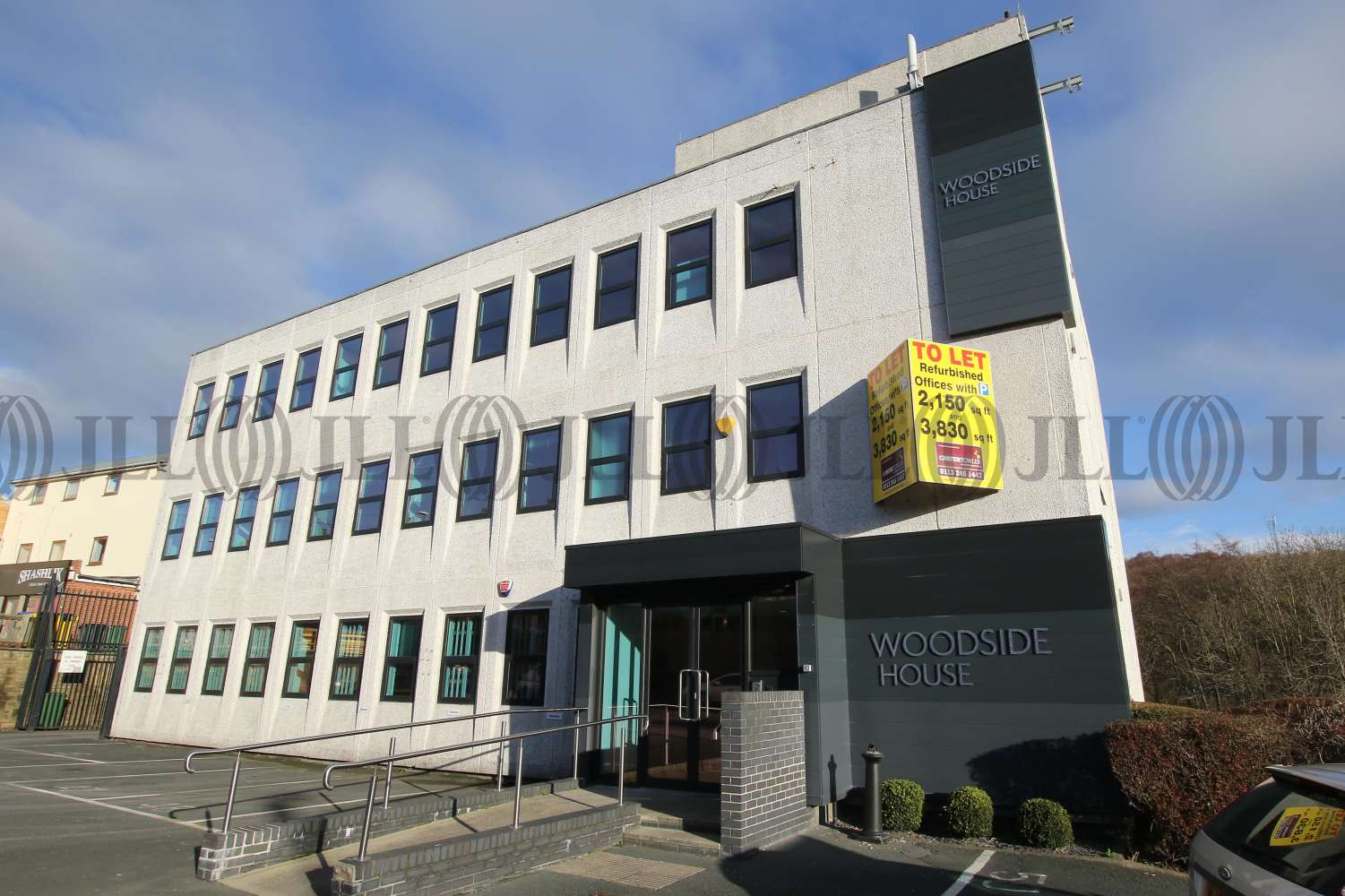 Office Leeds, LS18 5NY - Woodside Trading Estate - 3876