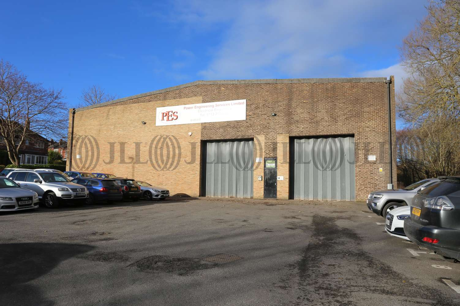 Office Leeds, LS18 5NY - Woodside Trading Estate - 2361