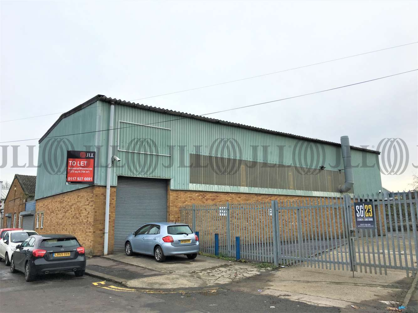 Industrial Bristol, BS2 0RL - Barton Manor Works - 0262