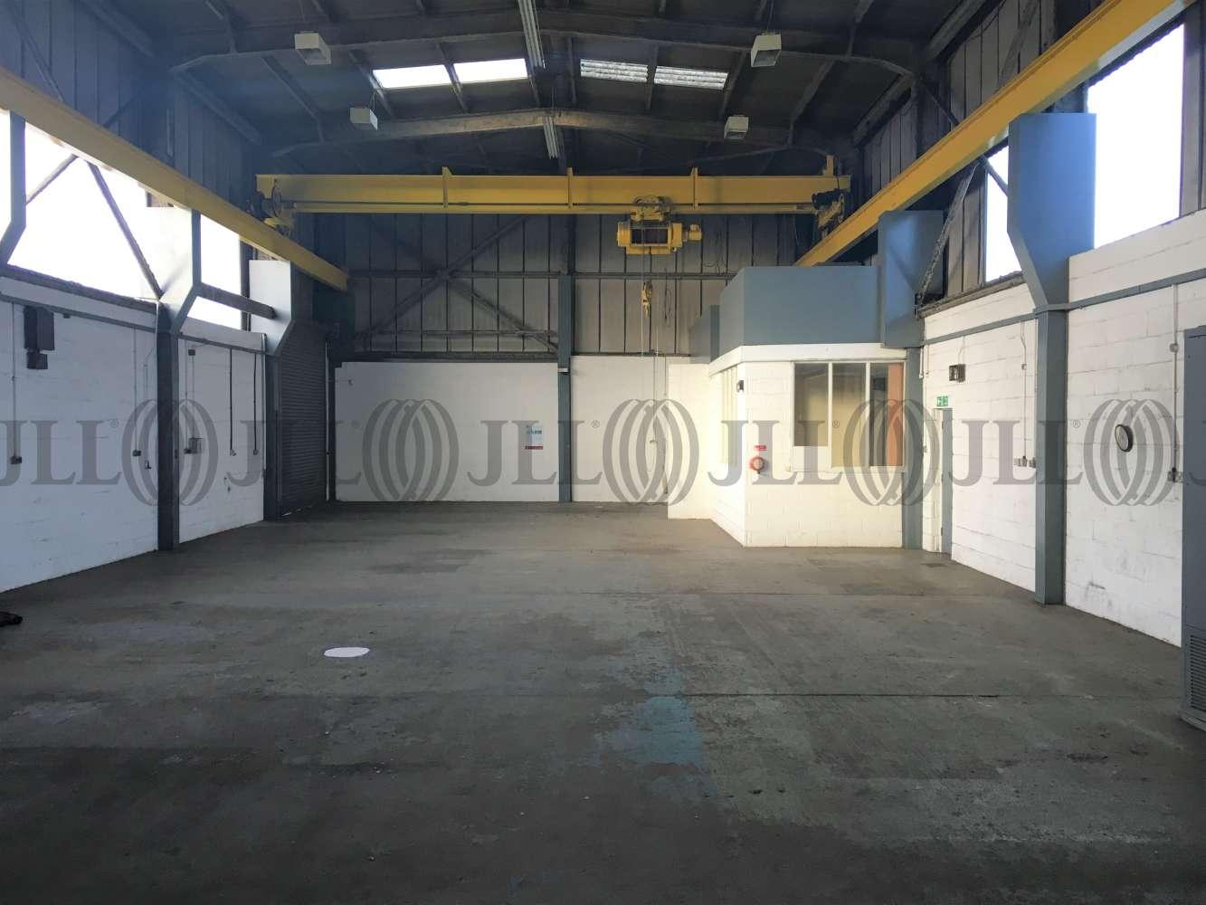 Industrial Bristol, BS2 0RL - Barton Manor Works - 0343