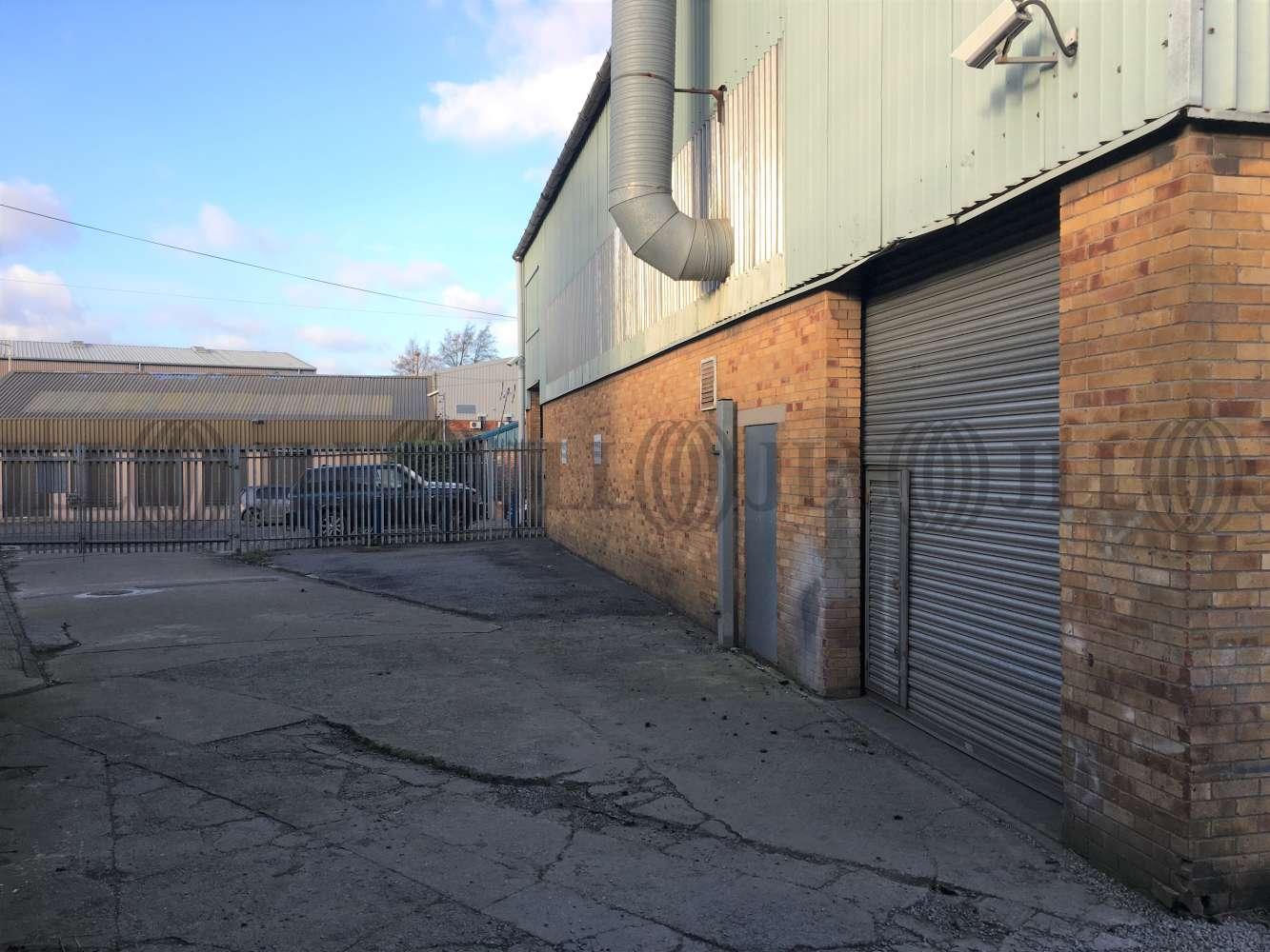 Industrial Bristol, BS2 0RL - Barton Manor Works - 0350