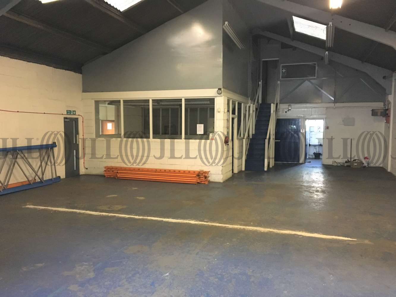 Industrial Bristol, BS2 0RL - Barton Manor Works - 0340
