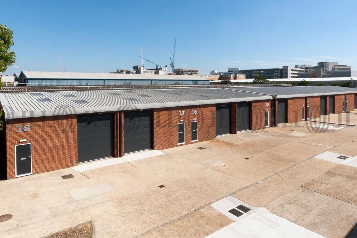 Industrial Hayes, UB3 1BQ - Unit 16 Warnford Business Centre - 86152