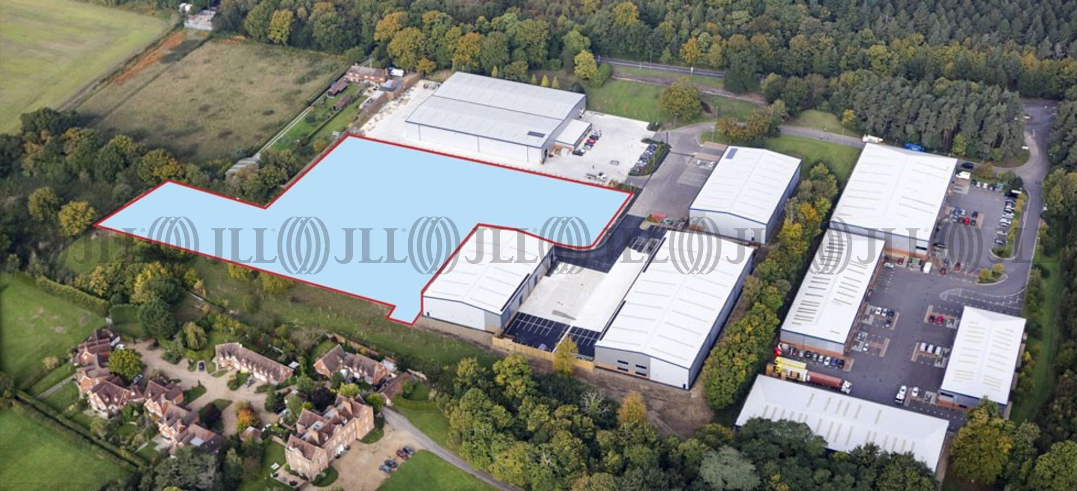 Industrial Guildford, GU3 2DX - Phase 4, Henley Business Park, Pirbright Road - 68984
