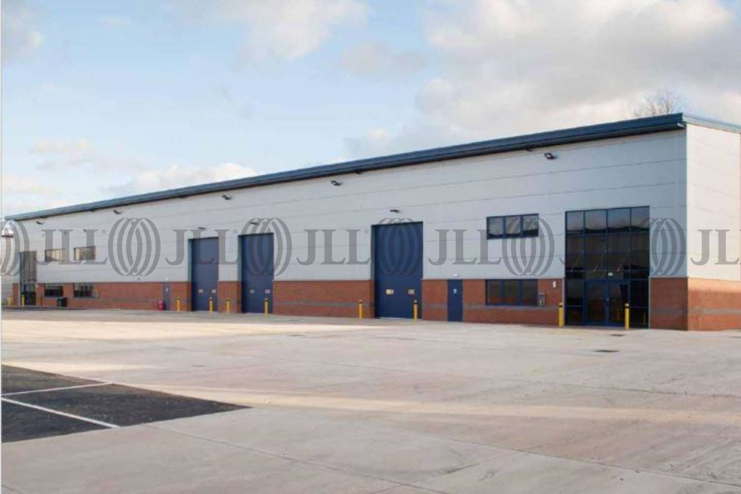 Industrial Guildford, GU3 2DX - Phase 4, Henley Business Park, Pirbright Road - 1