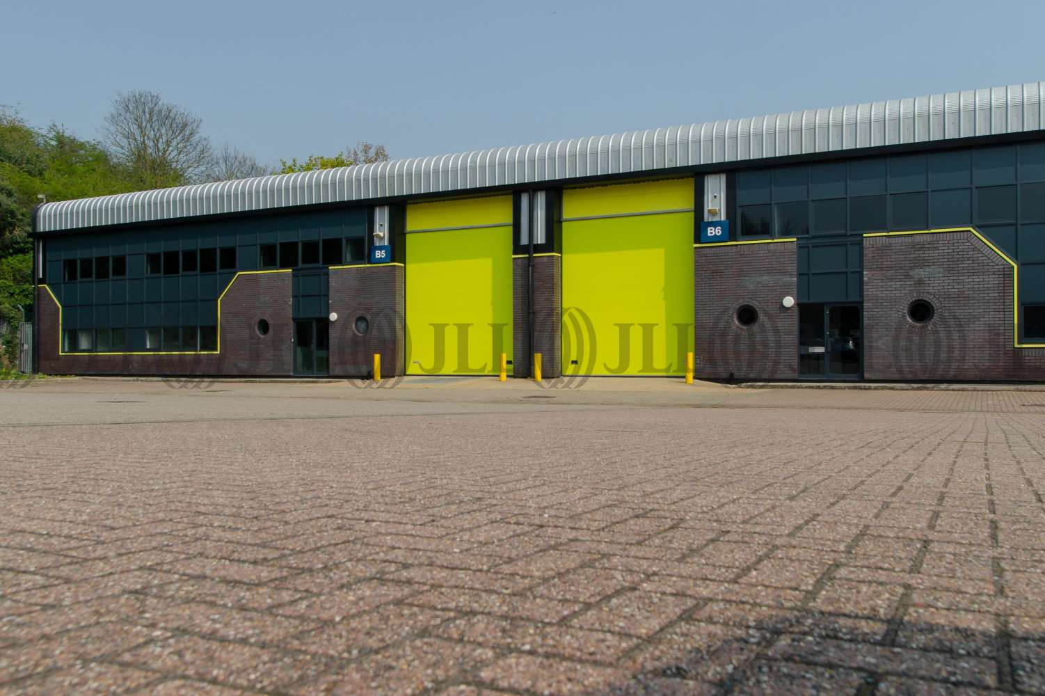 Industrial Rochester, ME2 2JU - Units B5 & B6 Chariot Way, Medway Valley Park