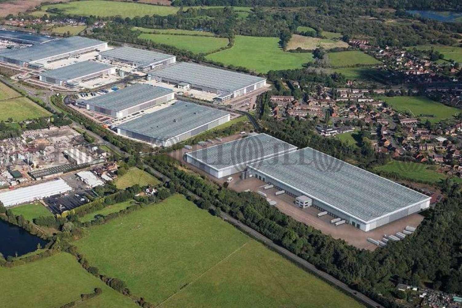 Industrial Coventry, CV8 3EA - DC8 Prologis Park Ryton  - 0001