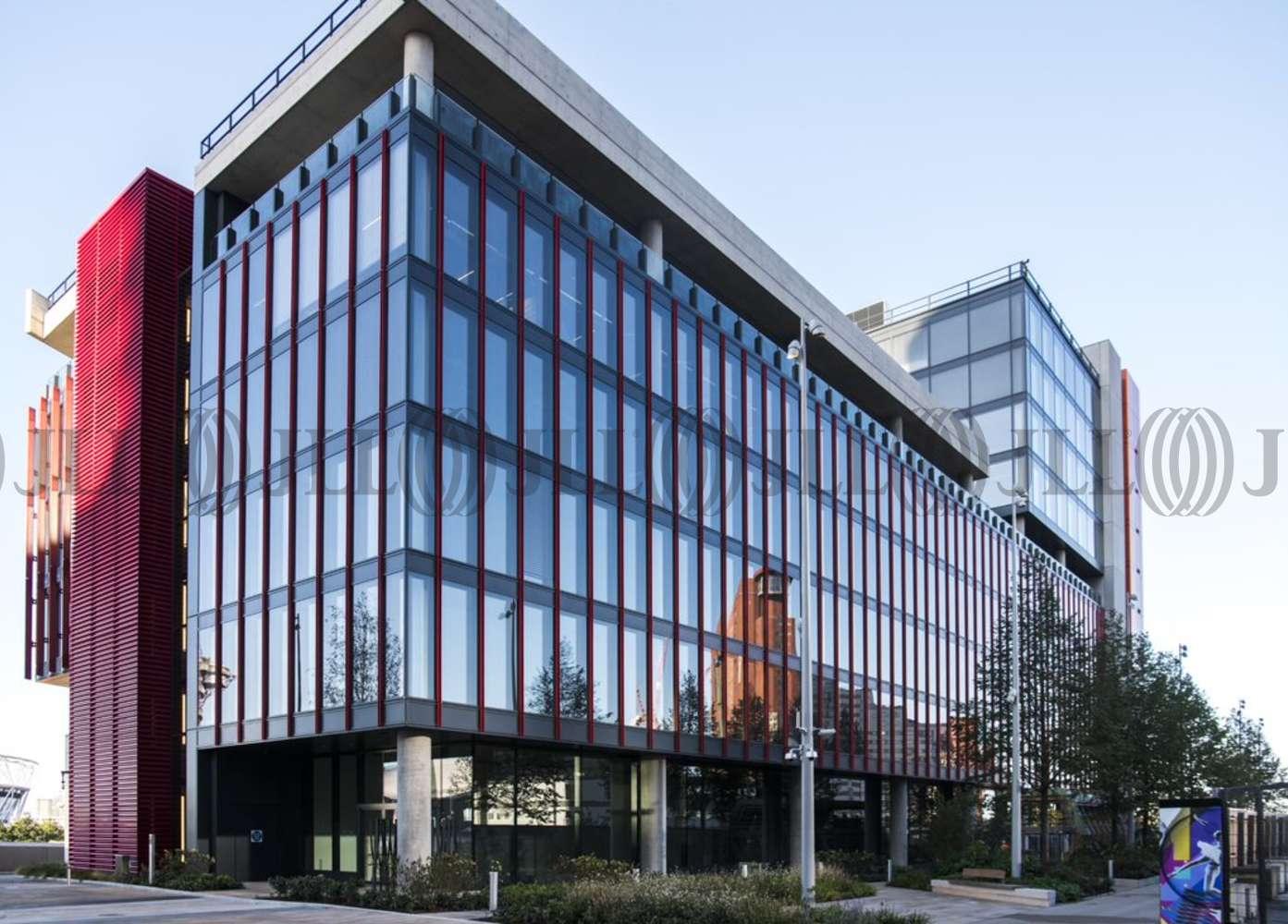 Office London, E20 2ST - 2 Redman Place, International Quarter London