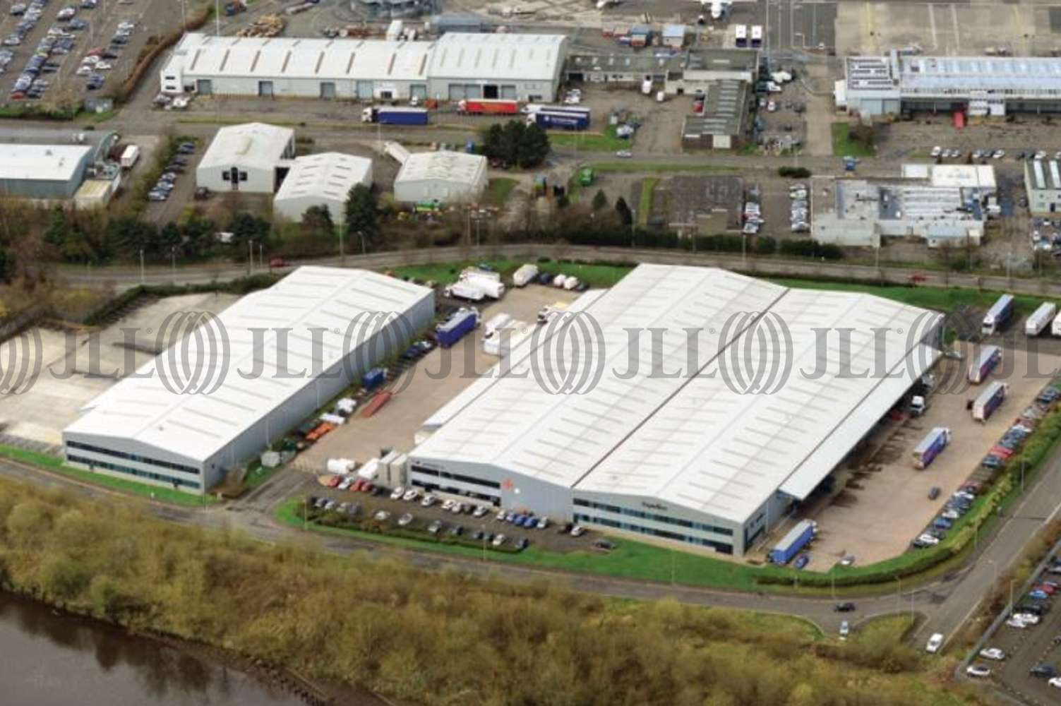 Industrial Paisley, PA3 2AY - Air Cargo Centre