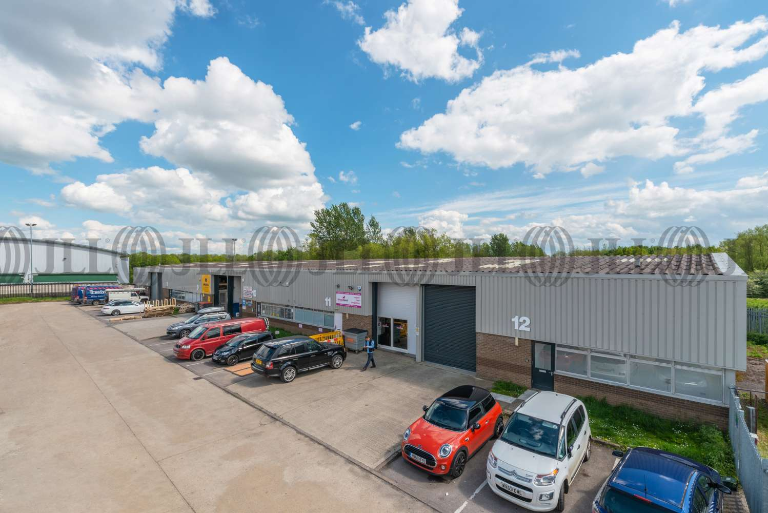 Industrial Swindon, SN2 2DT - Unit 8 River Ray Industrial Estate - 3