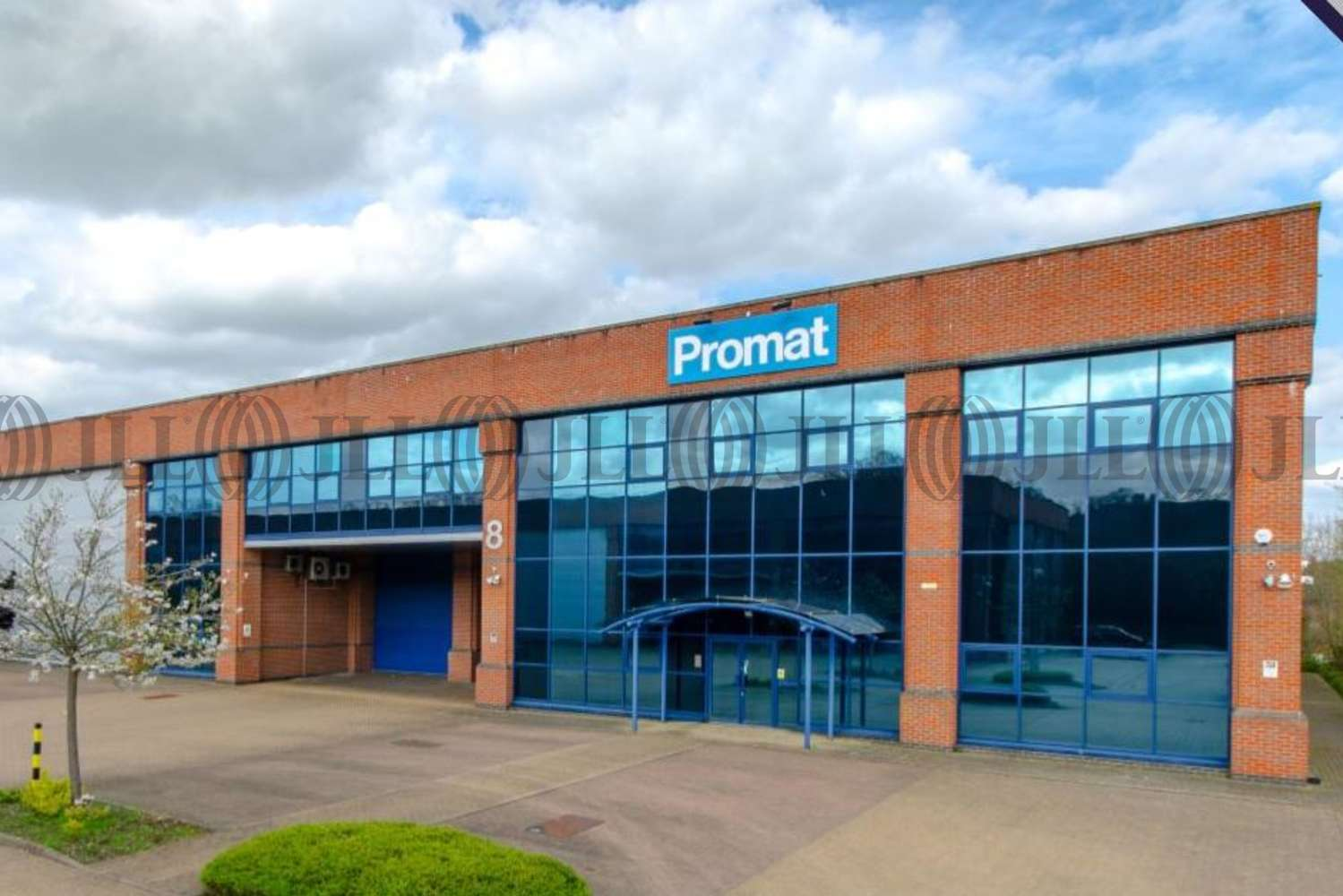Industrial Bracknell, RG12 2PW - Unit 8 Sterling Centre - 8