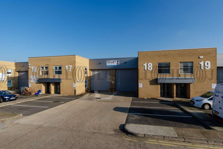 Industrial Hounslow, TW5 0AD - Unit 17 Heston Industrial Mall, Church Road - 19