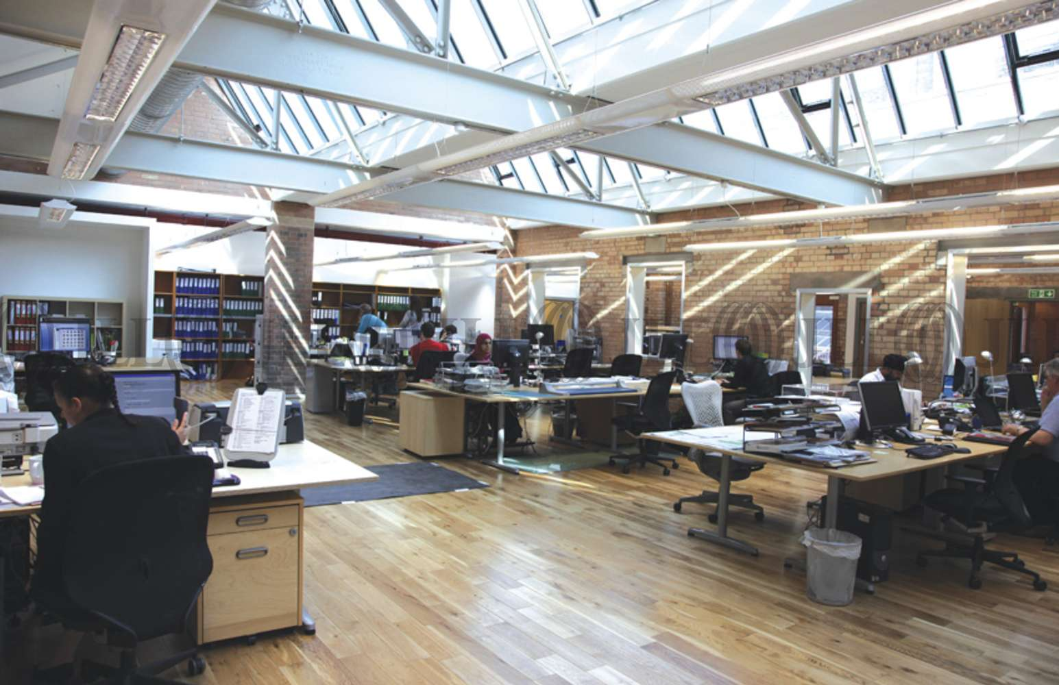Office Birmingham, B5 5NR - The Walker Building - 5