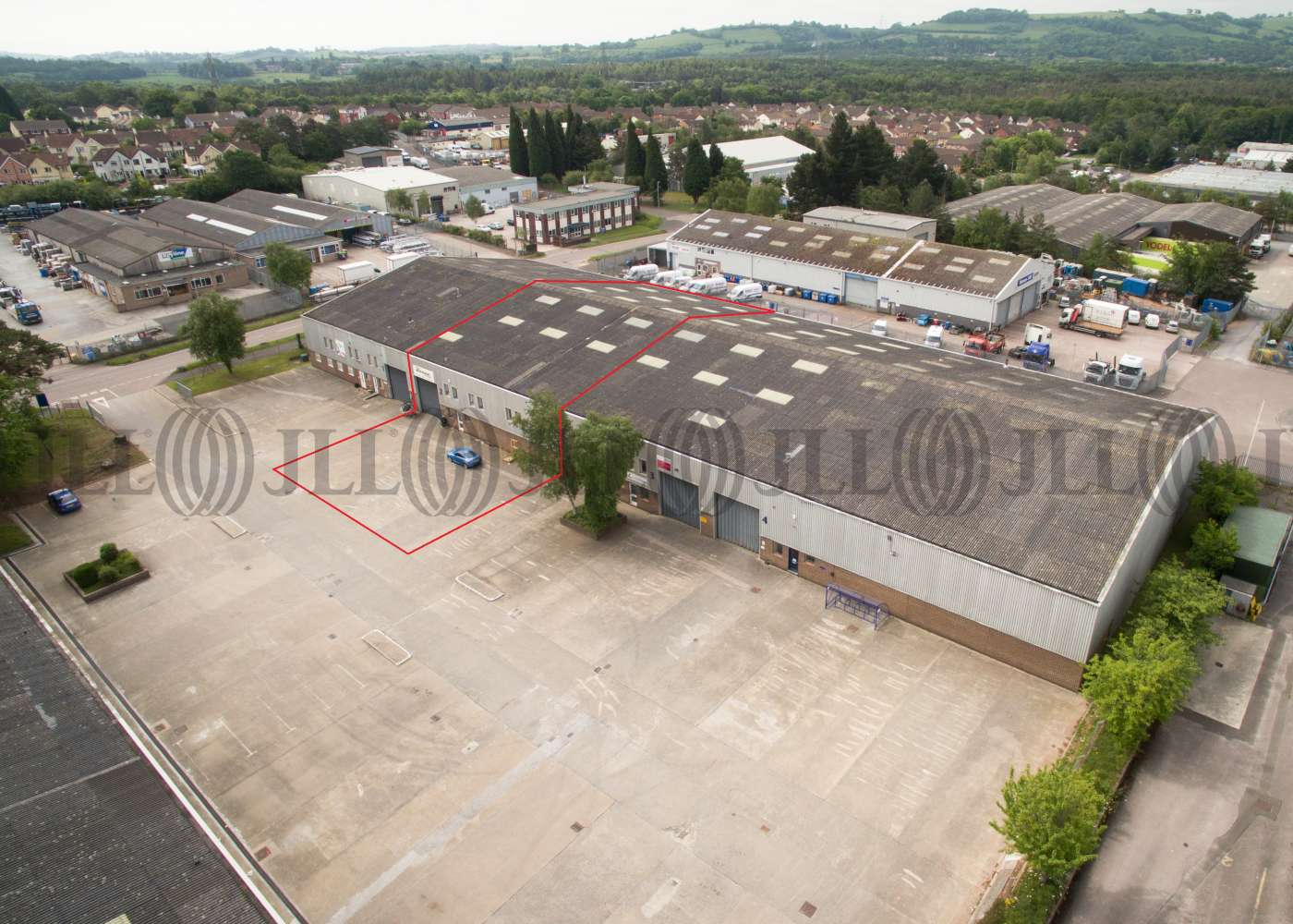 Industrial Newton abbot, TQ12 6RY - Unit 2, Battle Road - 2