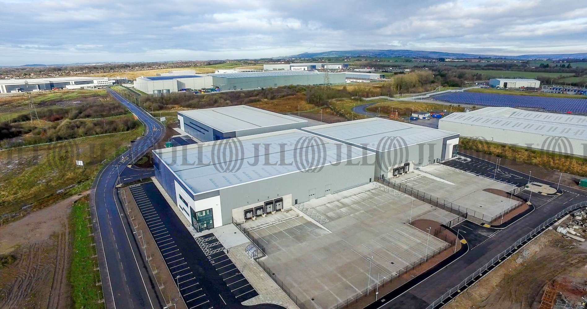 Industrial Bolton, BL5 1BT - Multiply at Logistics North - Phase 1 - 9